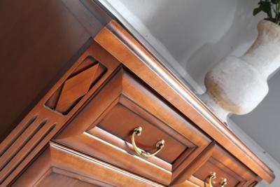 kirschm bel wirken edel und wertig moderne und. Black Bedroom Furniture Sets. Home Design Ideas