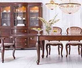 italienische Stilmöbel, Kirsche-Nussbaum | klassische Möbel ...
