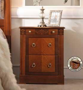 italienische schlafzimmerm bel klassisch kirsche oder nussbaum online kaufen iter m bel. Black Bedroom Furniture Sets. Home Design Ideas