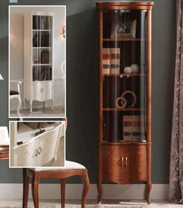 klassische italienische b rom bel schreibtische b cherregale kirsche nussbaum. Black Bedroom Furniture Sets. Home Design Ideas