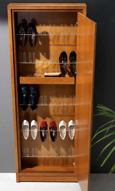 Garderobenschrank holz die 25 besten ideen zu garderobe for Garderobenschrank mit schuhschrank