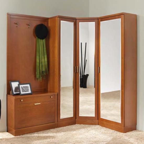 garderobenschr nke dielenm bel bestellen kirsche nussbaum. Black Bedroom Furniture Sets. Home Design Ideas
