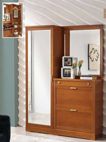 garderobe schuhschr nke schuhkommoden massiv holz. Black Bedroom Furniture Sets. Home Design Ideas